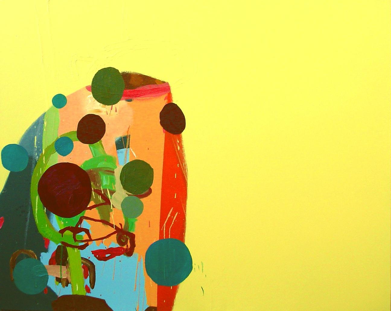 Jennifer Lefort, Full of Yellow, 2005