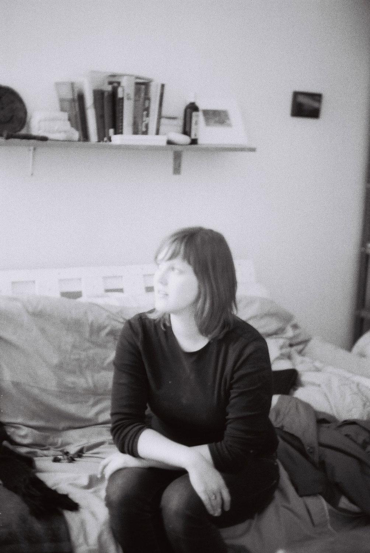 Portrait photographique de Groome par Nadia Belerique.